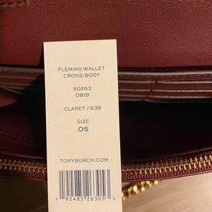 Tory Burch Bags - Tory Burch Fleming Crossbody Wallet (WOC)